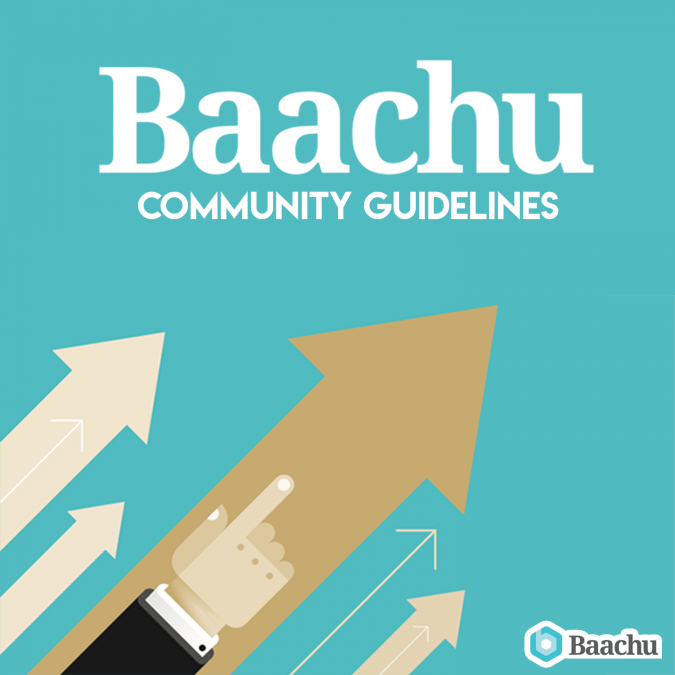 Baachu Community Guidelines