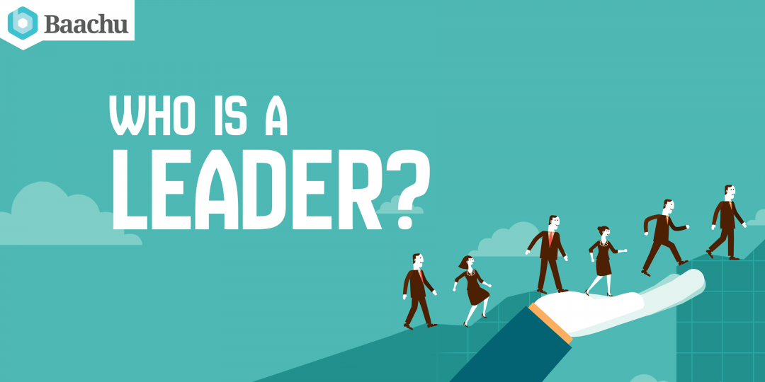 Who Is A Leader?