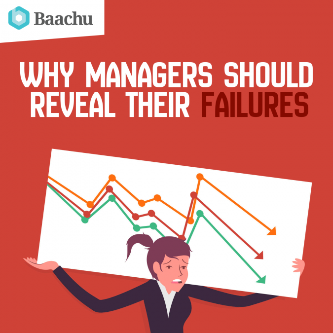 Why Sharing your Failures with your Team Helps