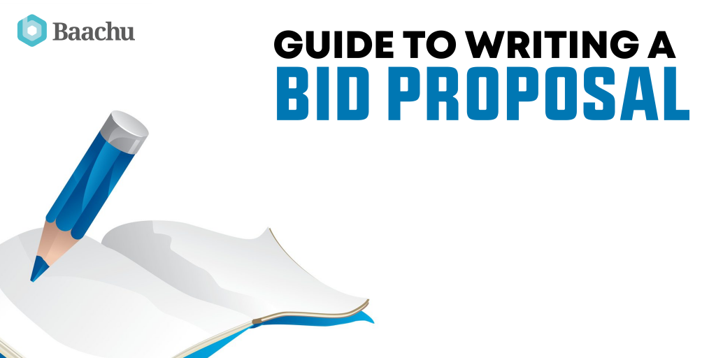 Guide to Writing a Bid Proposal