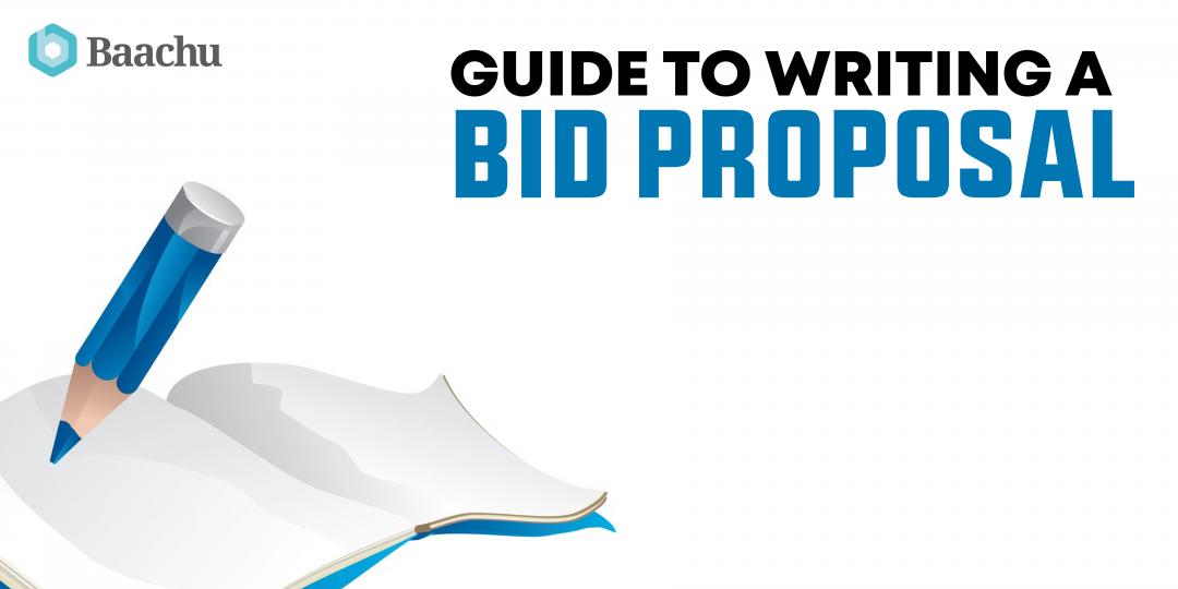 Guide to Writing a Bid Proposal