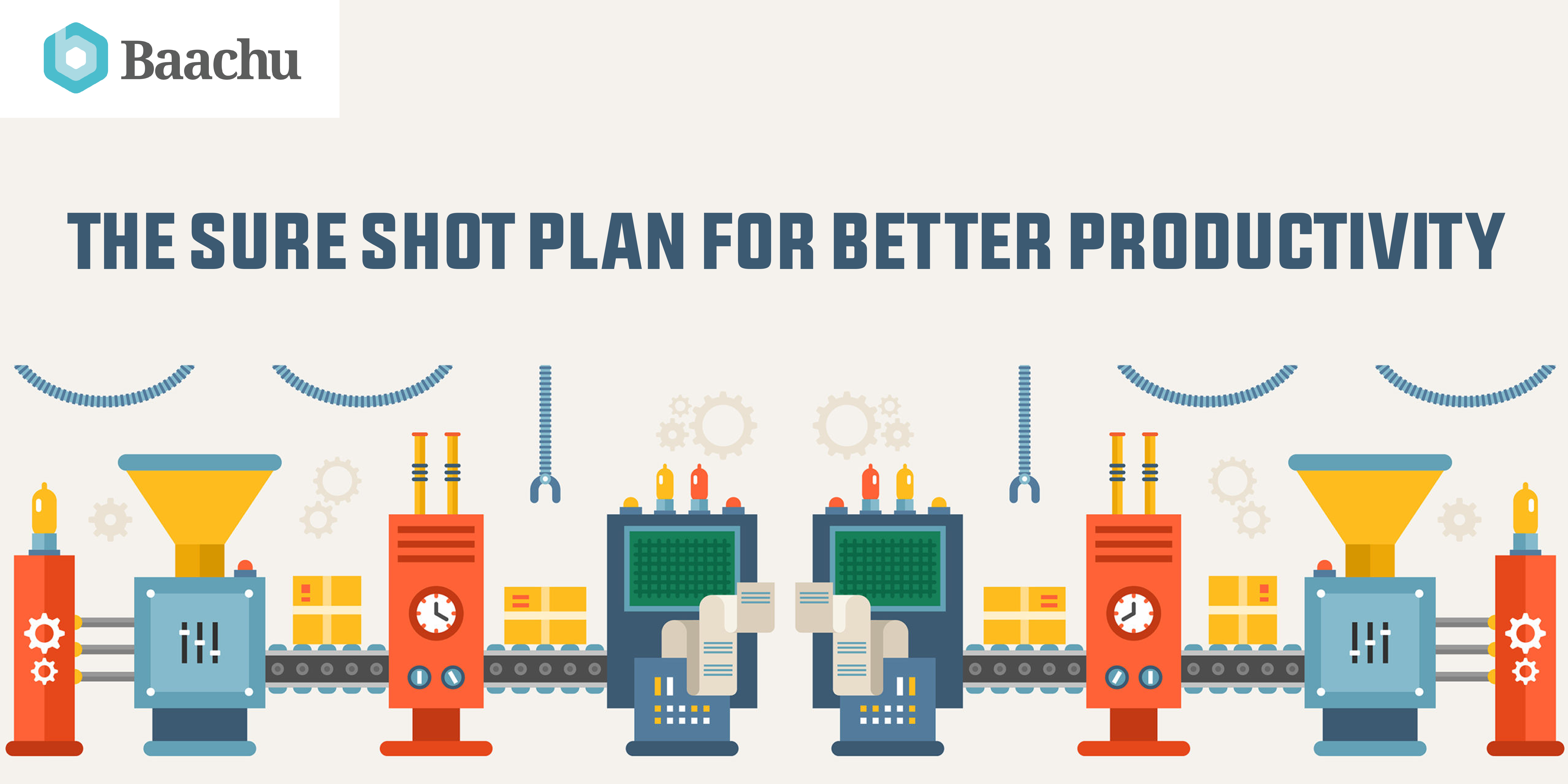 the sure shot plan for better productivity