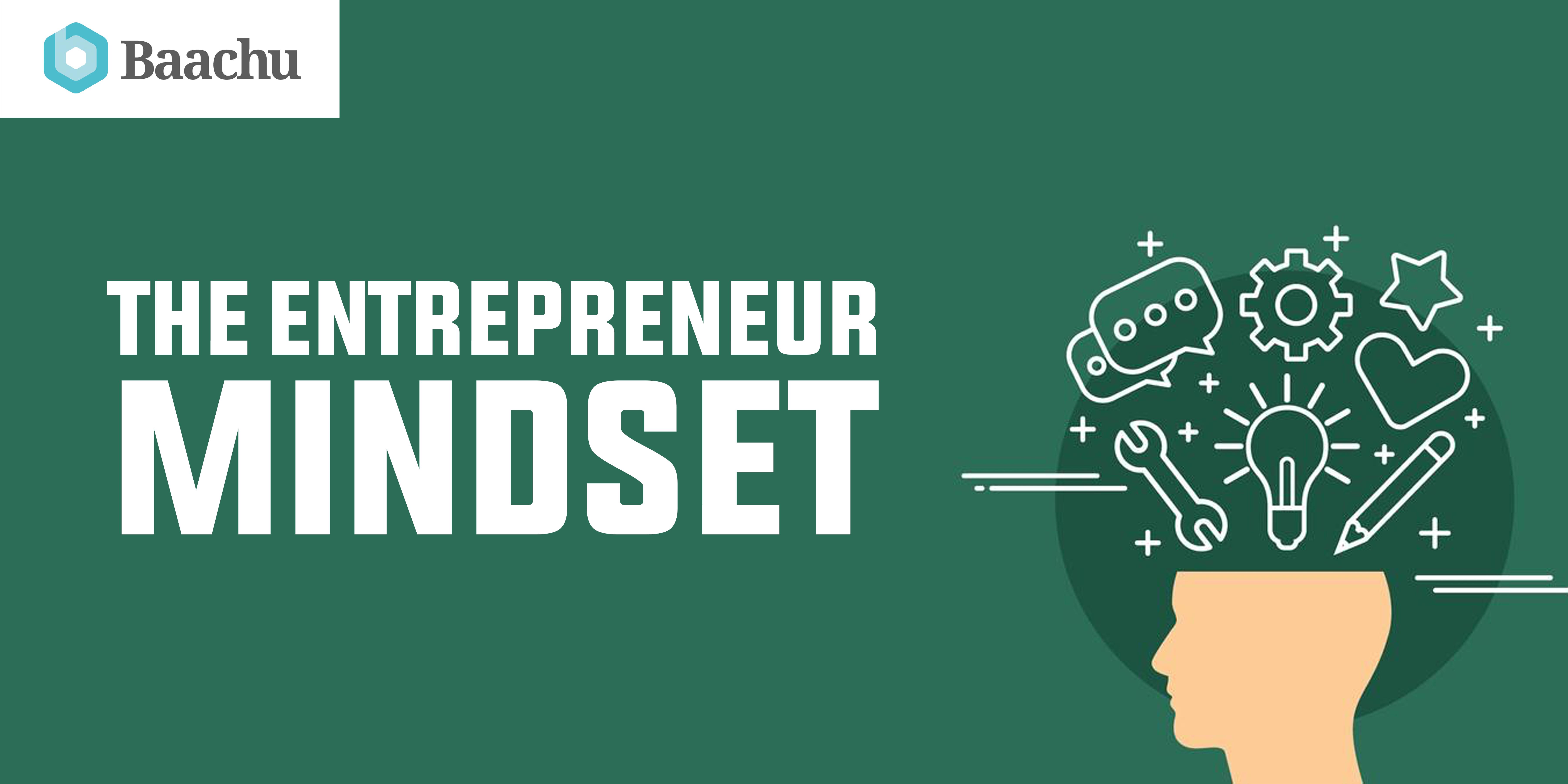 the entrepreneur mindset