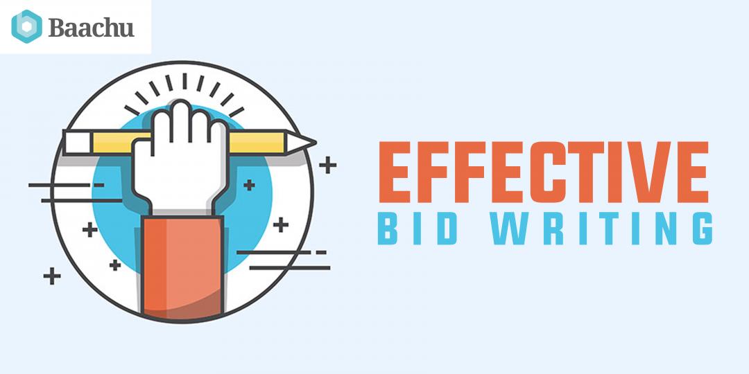 Effective Bid Writing