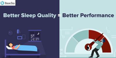 Better Sleep Quality = Better Performance