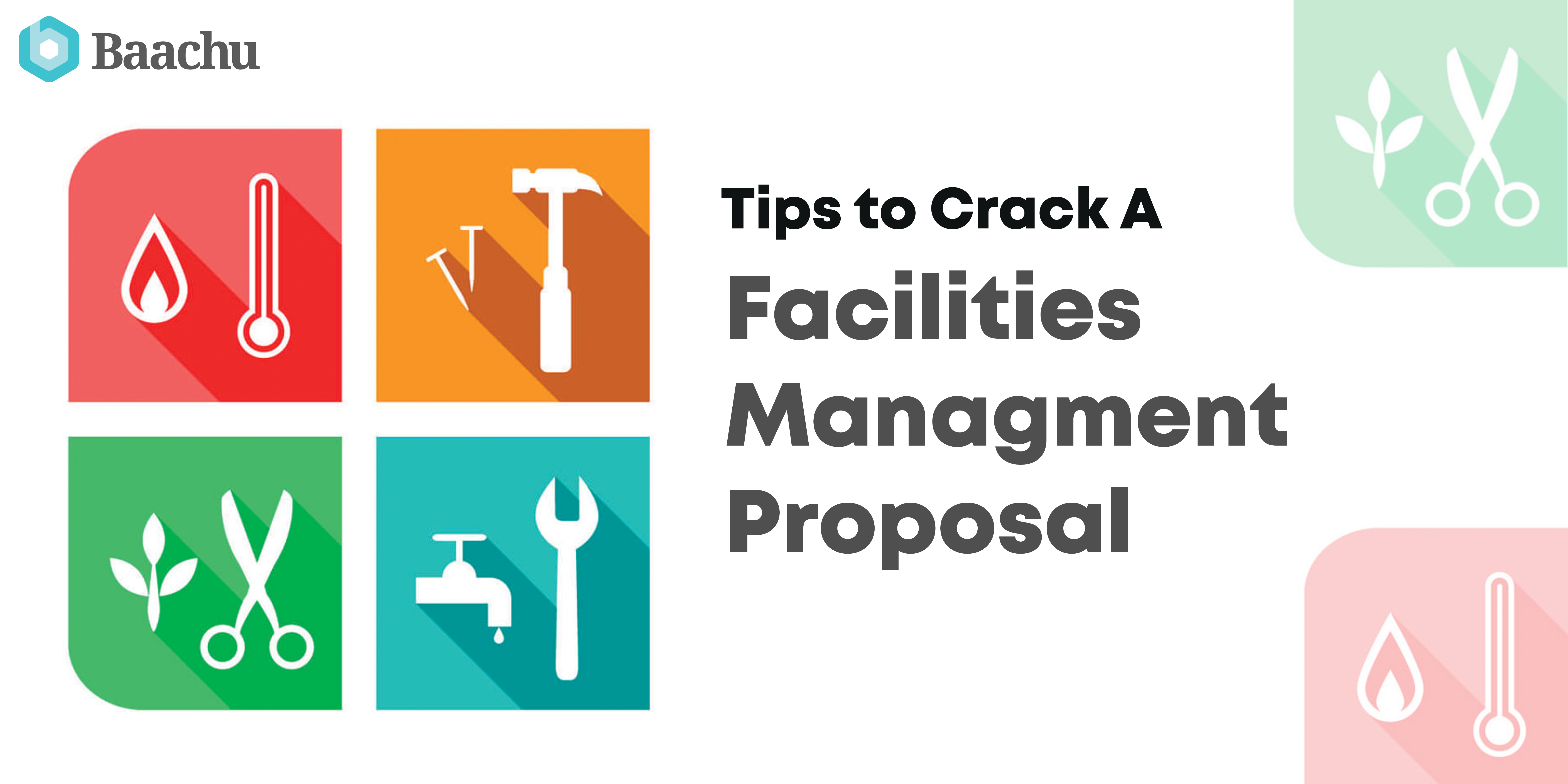 Tips To Crack A Facilities Management Proposal