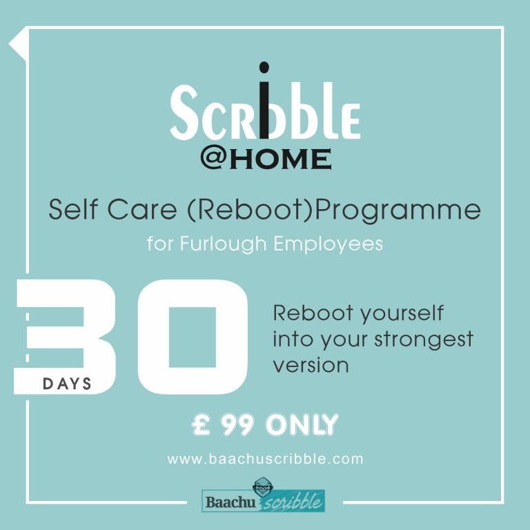 self care (reboot)