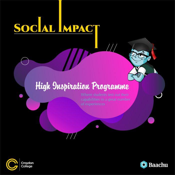 social impact banner